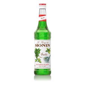 Syrop bazylia MONIN Basil