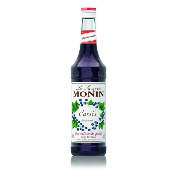 Syrop czarna porzeczka MONIN Blackcurrant