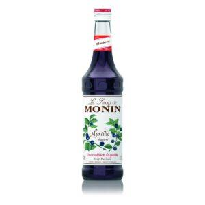 Syrop jagodowy MONIN Blueberry