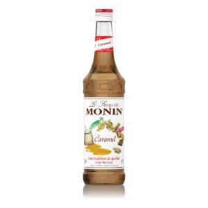 Syrop karmelowy MONIN CARAMEL