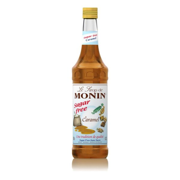 Syrop karmelowy bezcukrowy MONIN Caramel Sugar-free