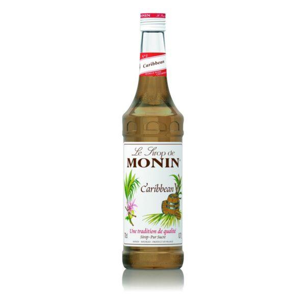 Syrop rumowy MONIN Caribbean