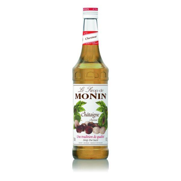 Syrop kasztanowy MONIN Chestnut
