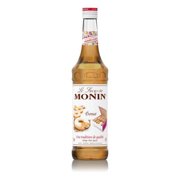 Syrop o smaku pączka MONIN Donut