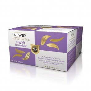 English Breakfast DECAFFEINATED Newby 50 szt.