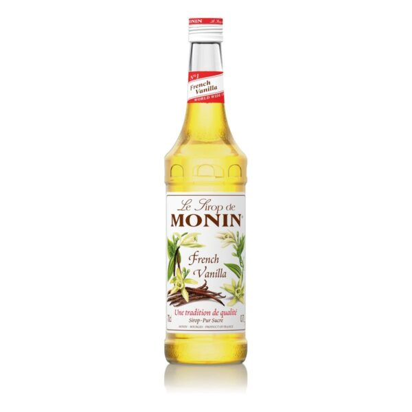 Syrop francuska wanilia MONIN French Vanilla