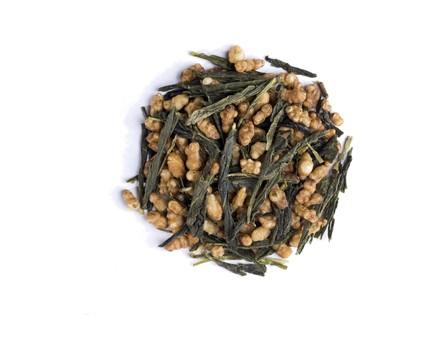 Genmaicha Newby (Zielona z prażonym ryżem) 250g