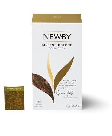 Ginseng Oolong Newby (Żeń - Szeń) 25 szt.