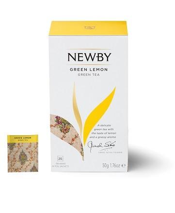 Green Lemon Newby (Zielona Cytrynowa) 25 szt.