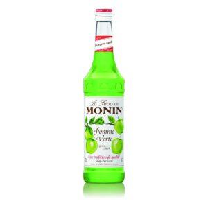Syrop zielone jabłko MONIN Green Apple