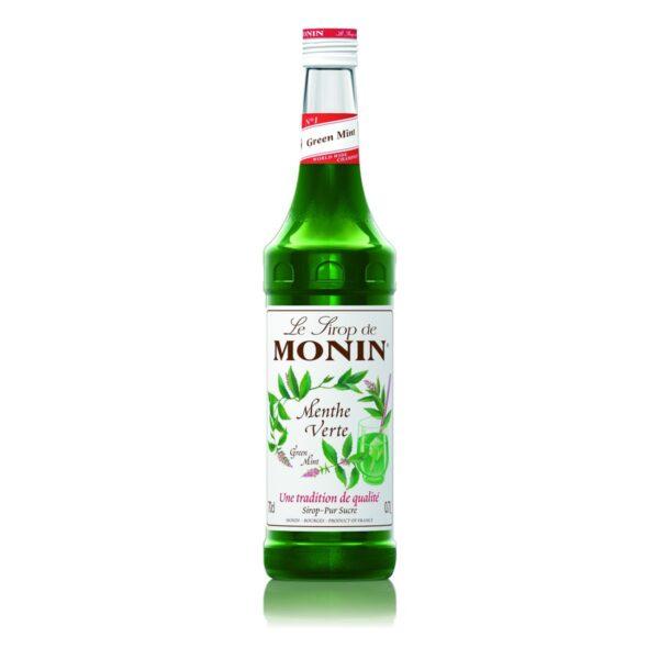 Syrop zielona mięta MONIN Green Mint