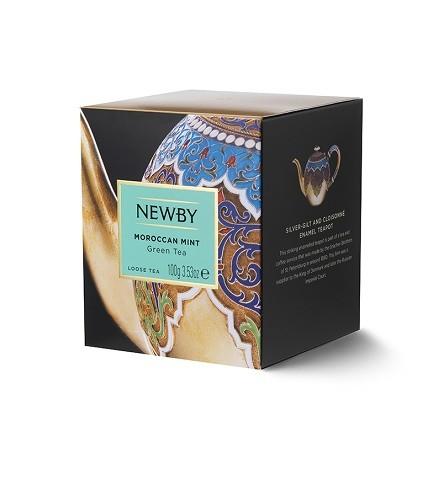 Moroccan Mint Newby (Zielona z miętą)