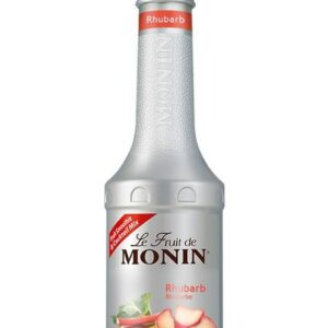 Puree rabarbarowe MONIN Rhubarb Puree