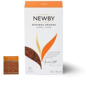 Rooibos Orange Newby (Rooibos z pomarańczą) 25 szt