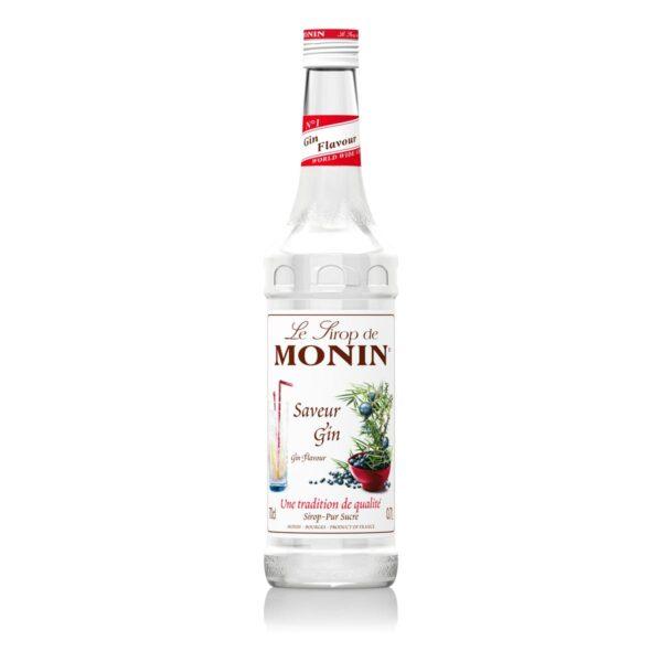 Syrop jałowcowy MONIN Gin