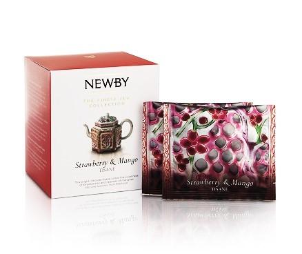 Strawberry & Mango Newby (Truskawka z mango)