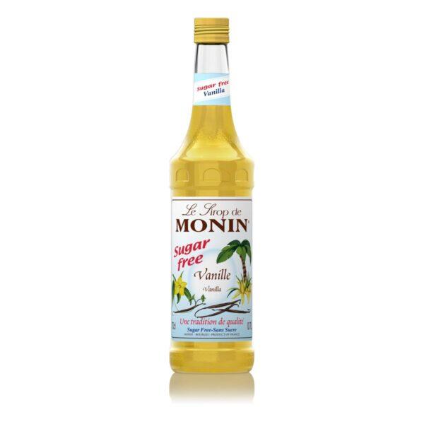 Syrop waniliowy bez cukru MONIN Vanilla Sugar-Free