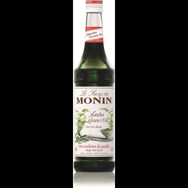 Syrop zielona herbata MONIN Green Tea