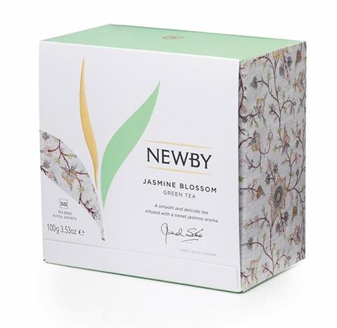 Jasmine Blossom Newby (Kwiat Jaśminu) 50 szt.