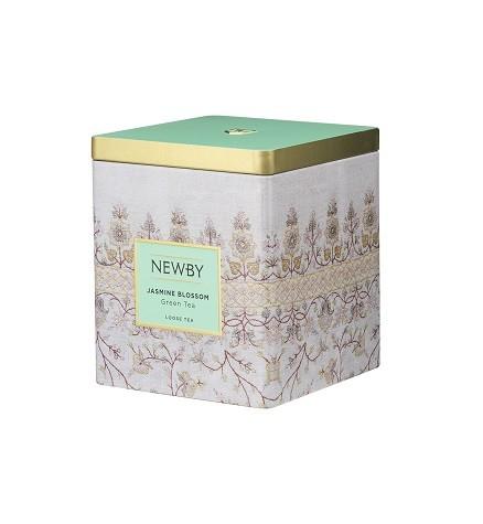 Jasmine Blossom Newby (Kwiat jaśminu) puszka 125g