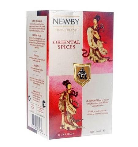 Oriental Spices Newby (Z korzennymi przyprawami)