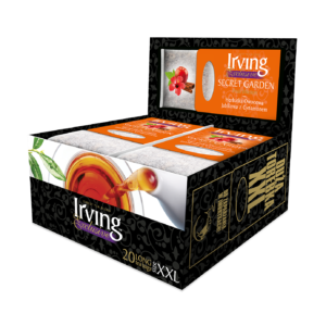 Herbata Irving owocowa Secret Garden Long bag