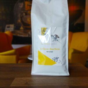 Kawa ziarnista Kapucynka Yellow Burbon 100% Arabica UniqueChoice