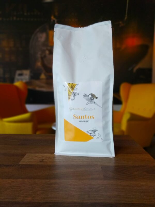 Kawa ziarnista Santos Espresso Unique Choice