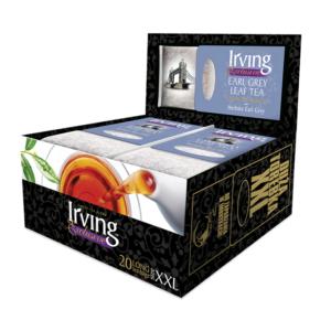 Herbata Irving Earl Grey Ceylon Long bag