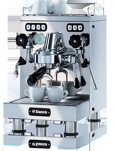 Ekspres koblowy do kawy Saeco SE 50