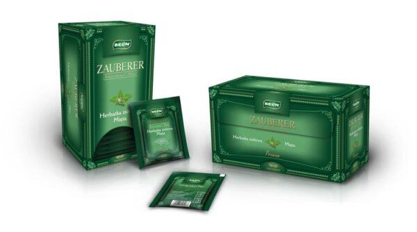 Herbata Zauberer miętowa