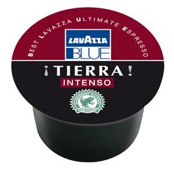 Kapsułki z kawą Lavazza BLUE TIERRA Intenso 100 szt. do ekspresów