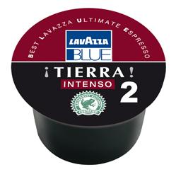 Kapsułki z kawą Lavazza BLUE TIERRA Intenso 2 100 szt. do ekspresów
