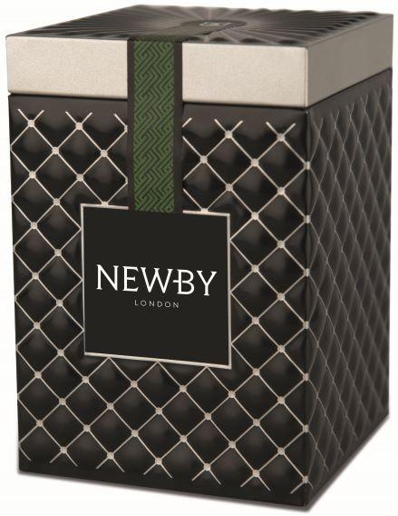 Aluminiowa Puszka na herbatę liściastą Newby 100 g