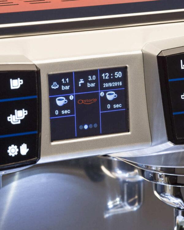 Astoria Core600 - menu