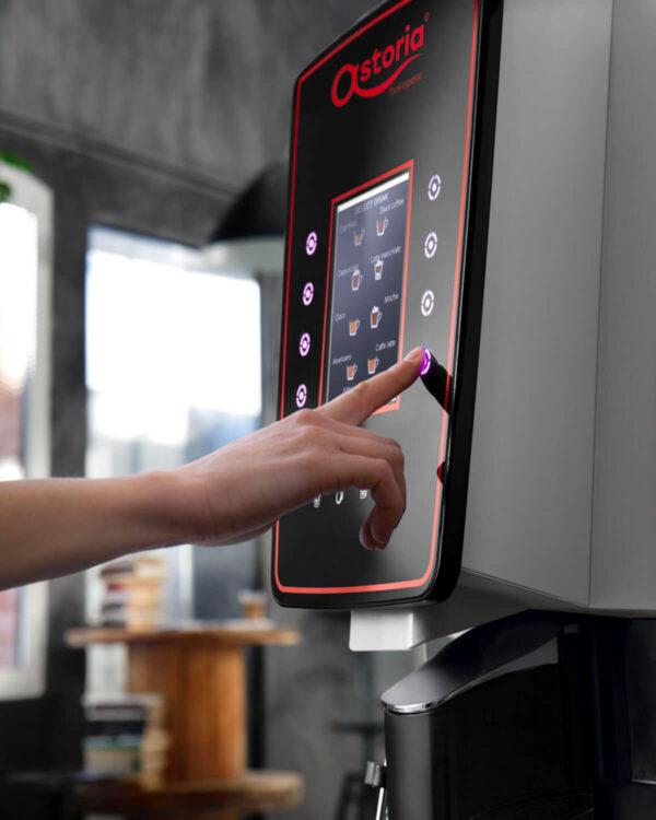 Ekspres automatyczny Astoria Drive6000 - touchscreen