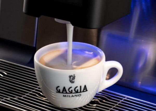Ekspres automatyczny do kawy Gaggia La Radiosa - Evomilk