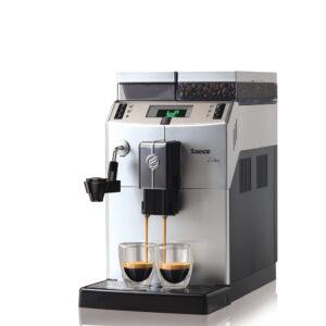 Ekspres automatyczny do kawy Lirika Plus Saeco - z boku