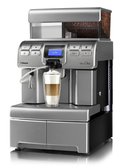 Ekspres automatyczny do kawy Saeco Aulika Top RI HSC