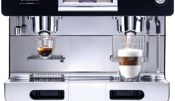 Ekspres automatyczny do kawy - Saeco Dually - podkładki