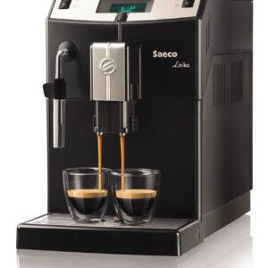 Ekspres automatyczny do kawy Saeco Liryka Base Black
