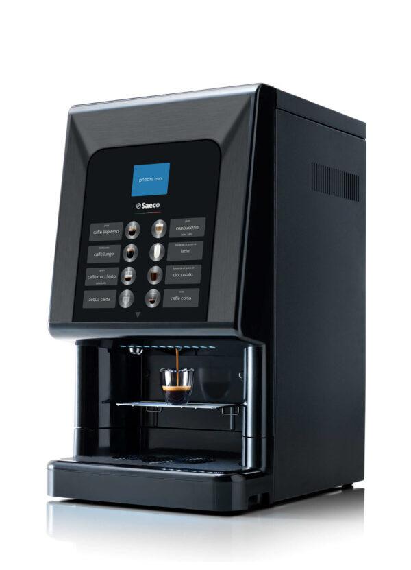 Ekspres automatyczny do kawy Saeco Phedra Espresso Evo