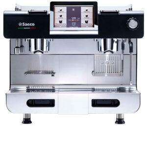 Ekspres automatyczny do kawy na kapsułki Saeco Dually
