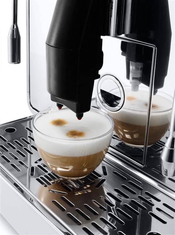 Ekspres automatyczny do kawy Astoria Gemma - w użyciu 2