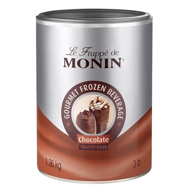 Baza czekoladowa 1,36kg MONIN Chocolate Frappe Base