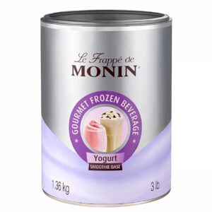 Baza jogurtowa 1,36kg MONIN Yogurt Frappe Base