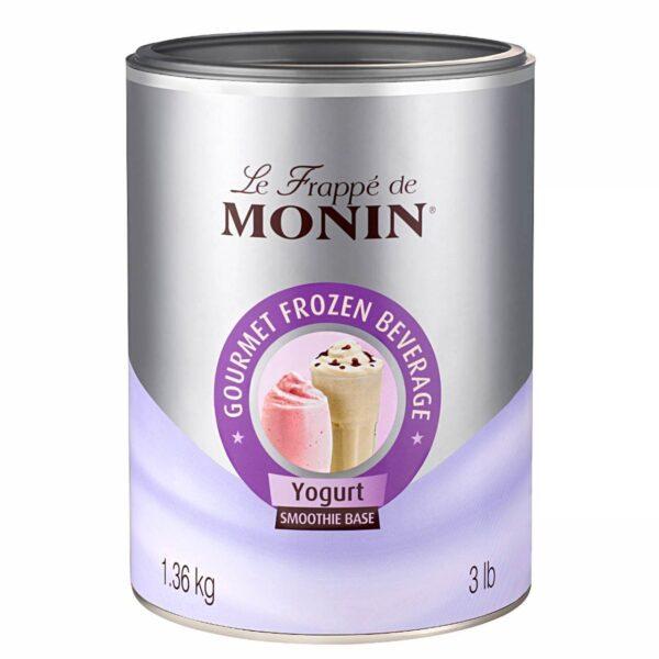 Baza jogurtowa 1,36kg MONIN Yogurt Frappe Base