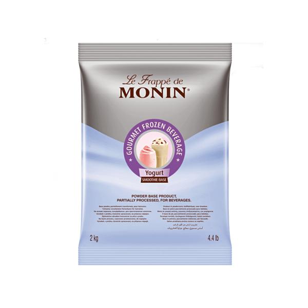Baza jogurtowa 2kg MONIN Yogurt Frappe Base