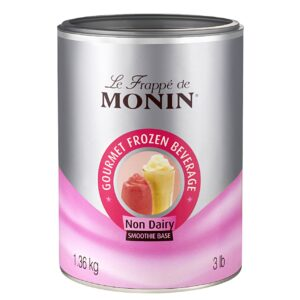 Baza neutralna 1,36kg MONIN Neutral Frappe Base