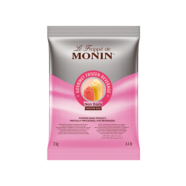 Baza neutralna 2kg MONIN Neutral Frappe Base